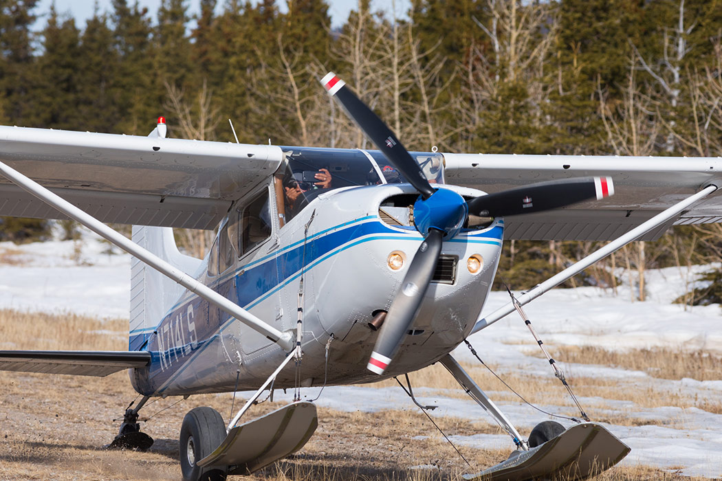 Our Alaska Air Taxi Bush Planes - Tok Air Service