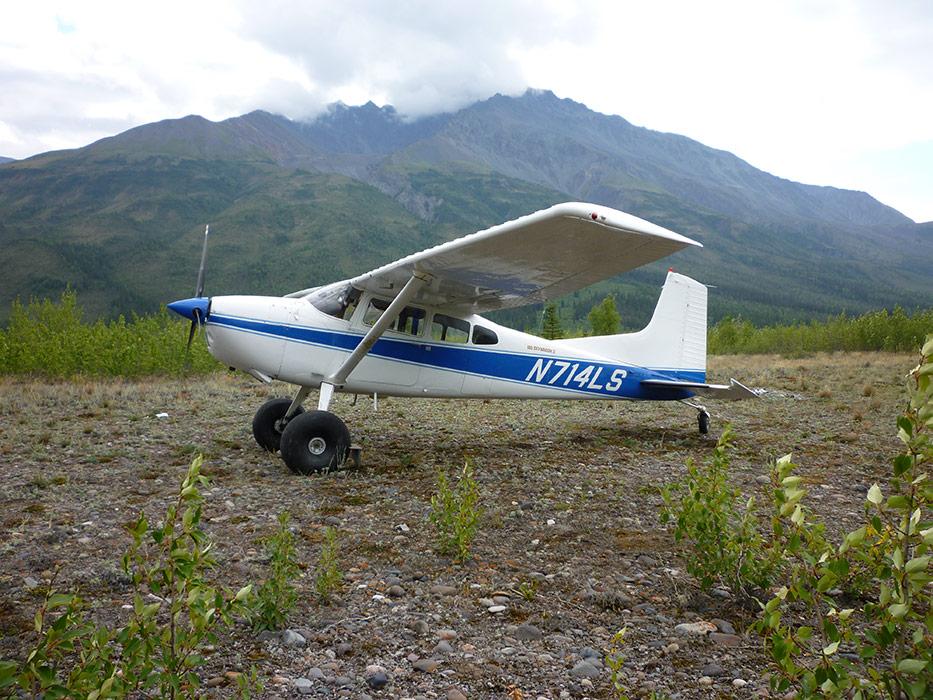 Our Alaska Air Taxi Bush Planes - Tok Air Service