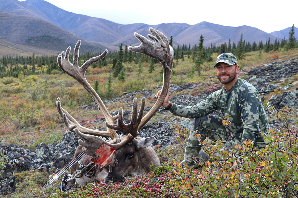 Alaska archery caribou hunts