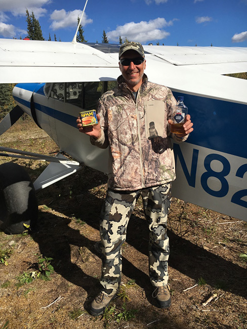 Alaska Remote Hunting Food