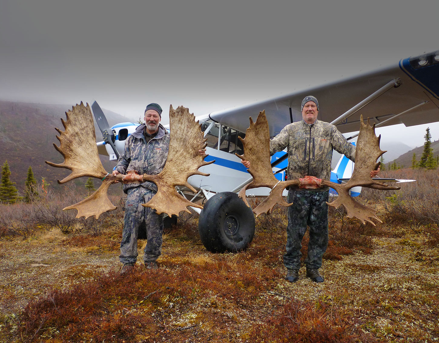 Self-guided Alaskan Hunts