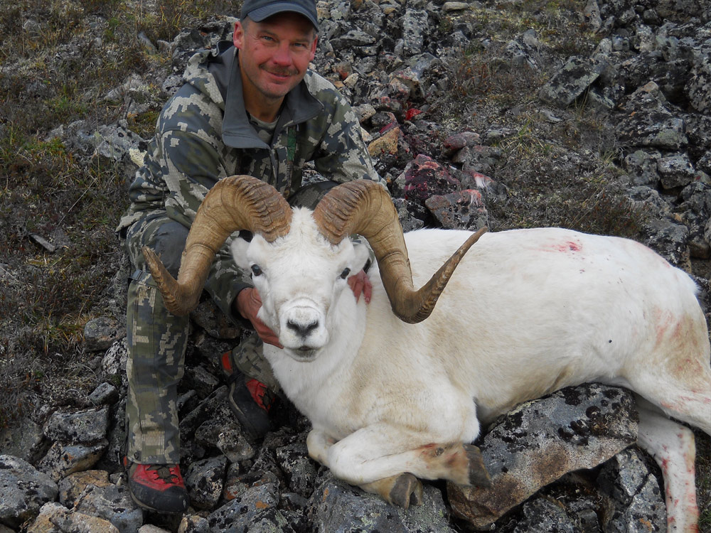 Mt. Harper Alaska Sheep Hunting